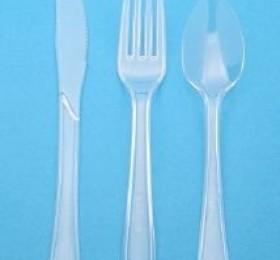 Plastik Çatal, Bıçak ve Kaşıklar